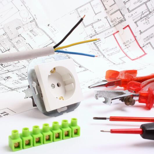 Elektroinstallation Neubau, Umbau & Sanierung
