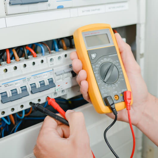 RWA-Prüfung - Flash-Elektrobau